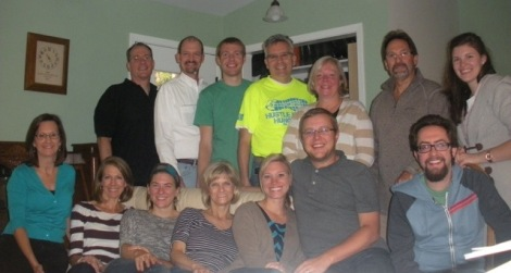 Fall Hungary Missions Team