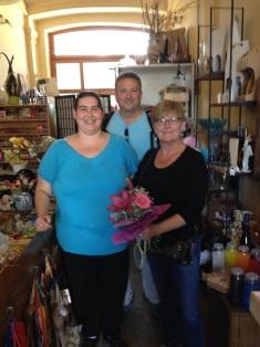 Kristine Flower shop 2