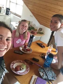 Tapolca dinner (Blog 1)