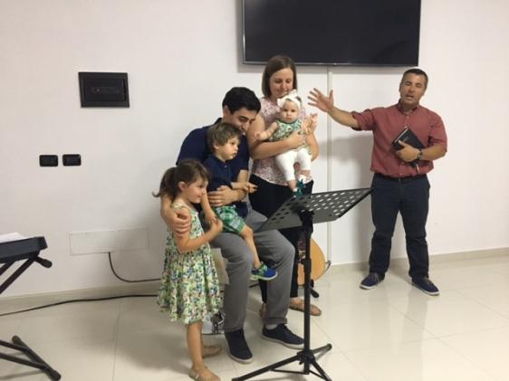 Rushiti family prayer