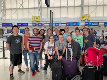 Team at Airport 062119