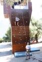 climb wall