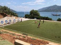 PA Soccer Arch field