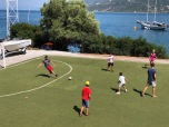 Waterfront soccer